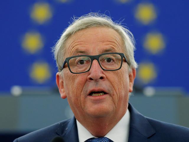 """Juncker sobre o Brexit: """"Eles têm de pagar o que devem"""""""