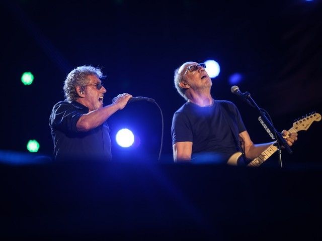 Rock in Rio 2017 DIA 6: The Who; FOTOS