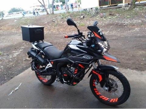 Vendo linda Akt adventure 250cc