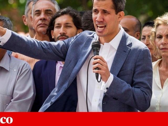Presidente do parlamento venezuelano detido pelos serviços secretos já foi libertado