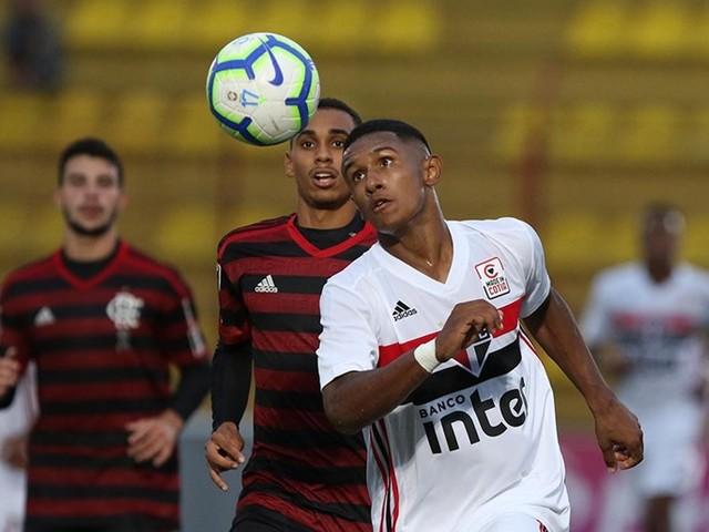 São Paulo tem três jogadores convocados pela Seleção Brasileira sub-17