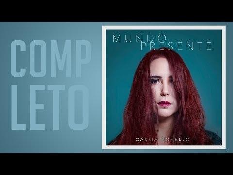 """Cássia Novello lança EP """"Mundo Presente"""""""