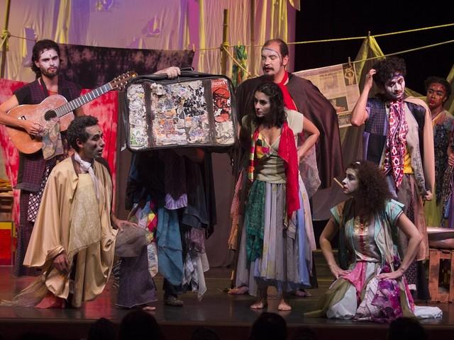 'Abril pras Artes!' leva teatro, oficinas, dança e literatura a espaços culturais de feira de Santana; programação