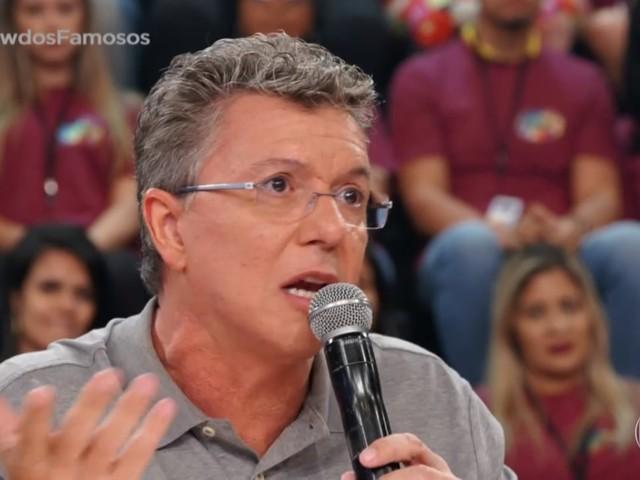 Boninho revolta Faustão ao comparar Show dos Famosos com The Voice Brasil