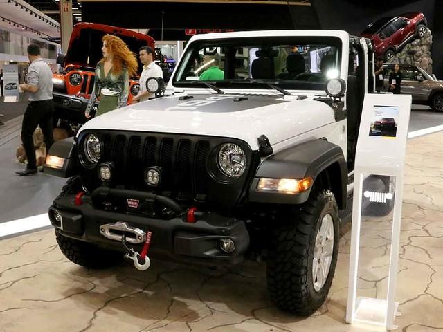 Salão do Automóvel 2018: Novo Jeep Wrangler estreia no começo de 2019