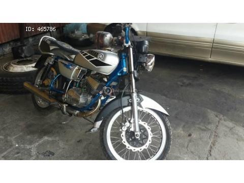 Moto YAMAHA Rx 100 '2005