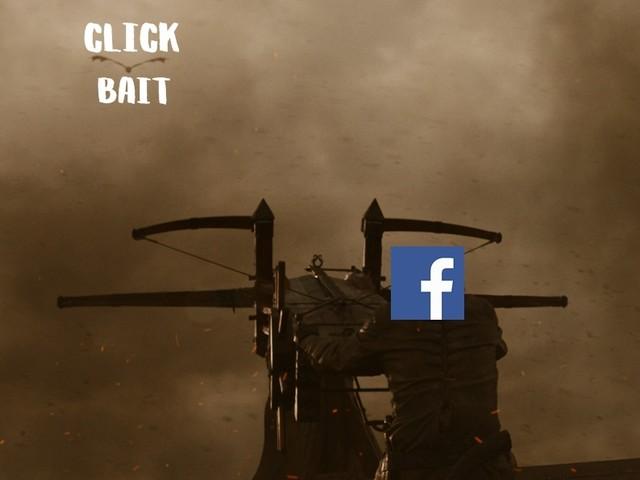 Atenção, social media: Facebook vai punir imagens estáticas que simulam vídeo