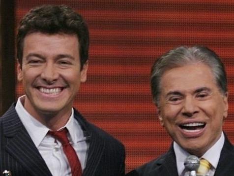 Contratado da Record, Rodrigo Faro marca encontro com Silvio Santos para fazer pedido especial ao dono do SBT