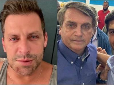 Ator chora ao relatar 'fratura exposta' após ser espancado em Alagoas