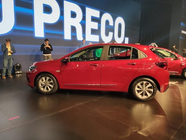 Chevrolet Onix 2020 parte de R$ 48.490 em versão sem turbo