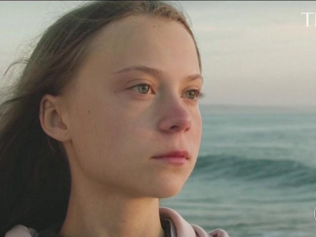 Greta Thunberg é escolhida a 'personalidade do ano' pela 'Time'