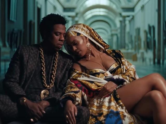 Após gravação no Louvre, França agradece a Beyoncé e Jay-Z