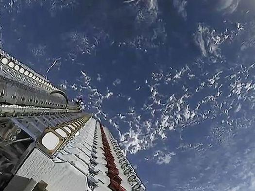 SpaceX quer colocar internet banda larga Starlink para funcionar já em 2020