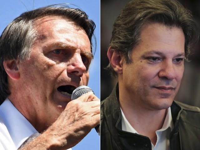 Pesquisa CNT/MDA: Bolsonaro lidera com 28,2% seguido por Haddad com 17,6%