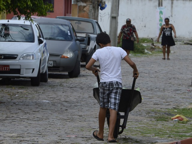 Over 17.3 Million Children Live Under Poverty Line in Brazil