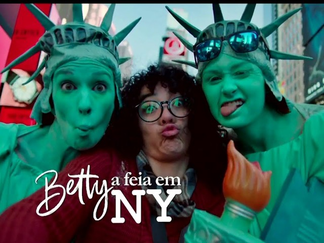 Confira a audiência da estreia de Betty a Feia em NY no SBT