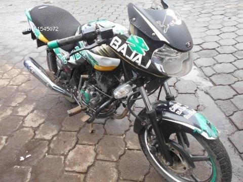 vendo moto discober 150 negociable