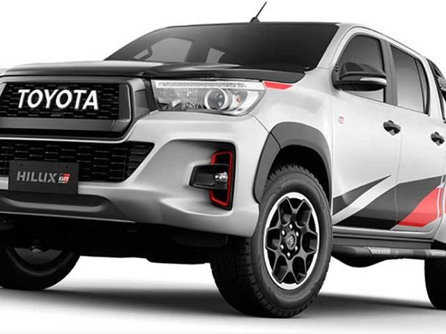 [Segredo] Com motor 4.0 V6, Toyota Hilux GR será lançada no Brasil