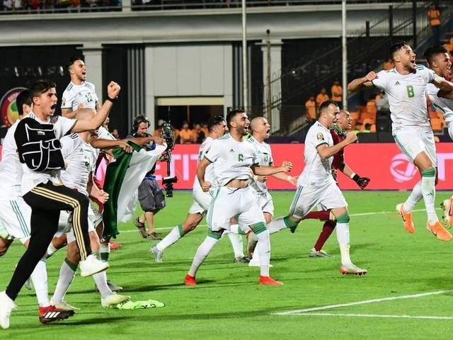 Com gol aos 2 minutos, Argélia bate Senegal e vence a Copa Africana de Nações
