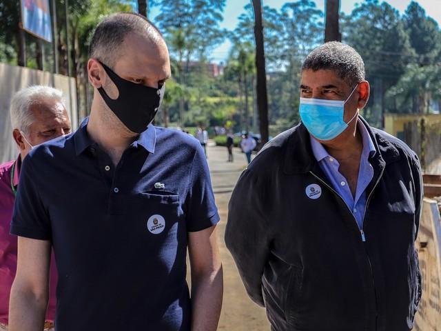 Covas repassa 70% da verba para obras nos bairros a redutos de principal aliado na Câmara Municipal de São Paulo