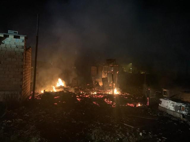 Incêndio deixa duas mulheres mortas e feridos em Capão da Canoa