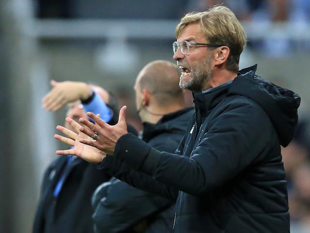 Klopp revela raiva pela derrota do Liverpool