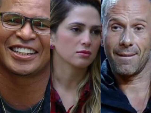Enquete A Fazenda 10: Rafael Ilha, Nadja Pessoa e Aloísio Chulapa estão na roça; quem deve ficar?