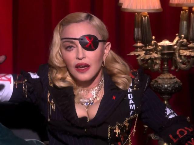 Madonna é impedida de ensaiar para show na Eurovision, diz site