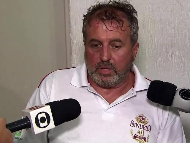 Motorista de caminhão diz que não viu helicóptero de Boechat no momento do acidente: 'Do nada cai uma coisa lá do céu'