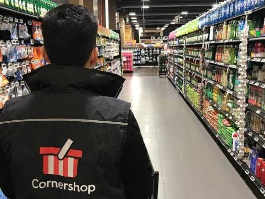 Uber passa a oferecer pedidos em supermercados pelo app