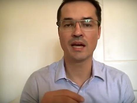 "Dallagnol grava vídeo para se defender: ""criminoso invadiu nossos celulares"""