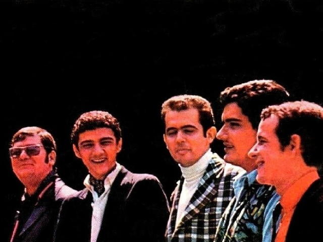 The Youngsters - I wanna be your man (LP 1969)