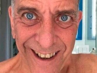 Jorge Fernando aparece mais magro e fãs o defendem de comentários maldosos