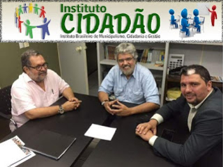 Instituto Cidadão recebe visita de gestores do município de Traipu