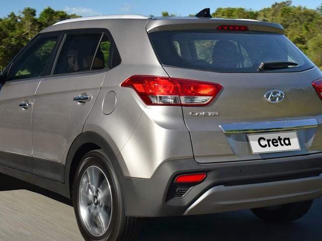 Hyundai Creta tem taxa de 0,69% e primeira revisão grátis