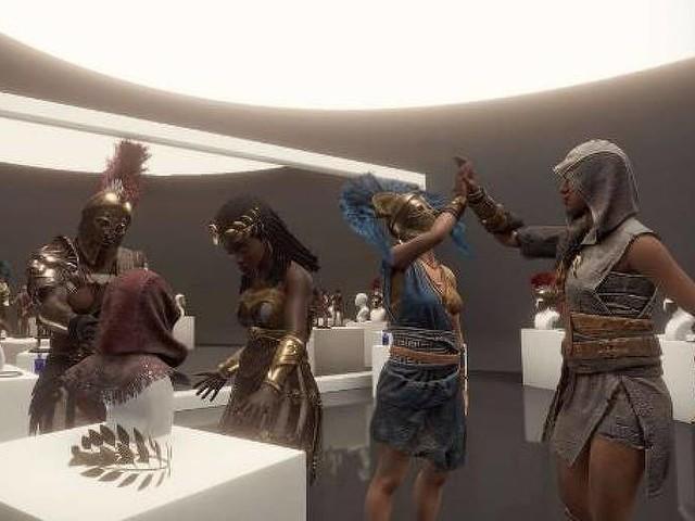 Voyager lança escape room de realidade virtual com tema de 'Assassins Creed Odyssey'
