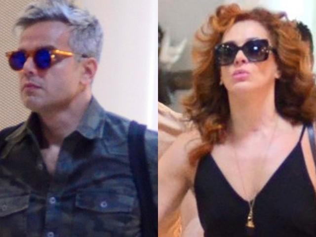 Vários atores da Globo são flagrados deixando o Rio de Janeiro, após tragédia