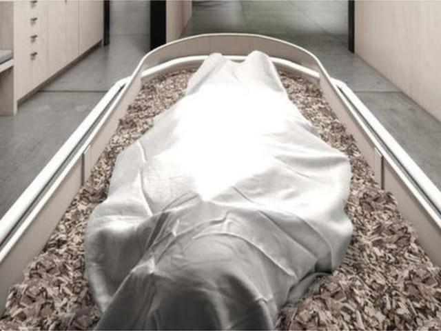A empresa americana que defende 'compostagem humana' como alternativa 'verde' a enterro ou cremação