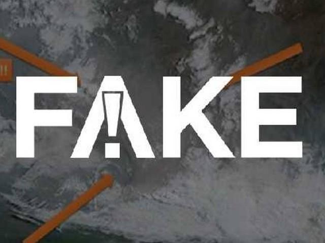 É #FAKE que Defesa Civil fez alerta de chuva ácida em SP por causa de queimadas na Amazônia