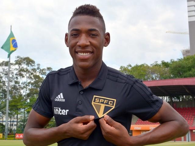 "Léo Pelé: ""Jogar a Libertadores será fantástico"""
