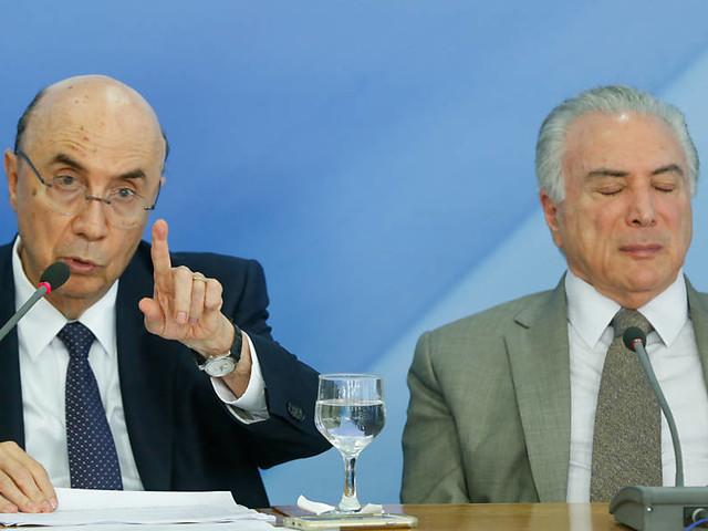 'Em resumo, relatório da Previdência não está pronto', diz Meirelles