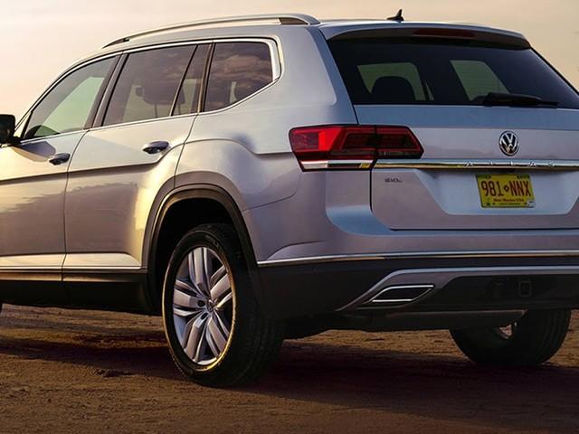 VW Atlas chega ao Brasil em 2019 - preço ~ R$ 230 mil