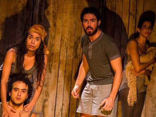 Espetáculo retrata realidade dos campos de concentração na seca do Ceará
