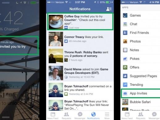 Facebook vai acabar de vez com convites de jogos e afins