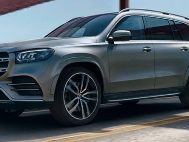 Novo Mercedes-Benz GLS 2020: fotos oficiais divulgadas