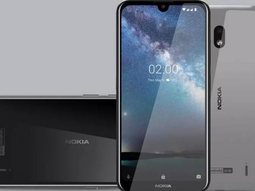 HMD apresenta Nokia 2.2 com desbloqueio por reconhecimento facial por US$ 139