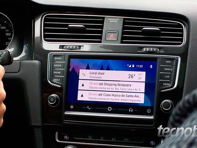 Waze agora funciona por completo no Android Auto