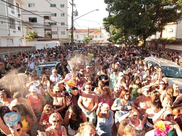 Santos Carnabanda 2020 terá 60 blocos de rua; veja a programação
