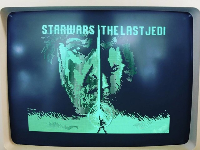 Trailer de 'Star Wars: The Last Jedi' é recriado no melhor estilo 8-bit