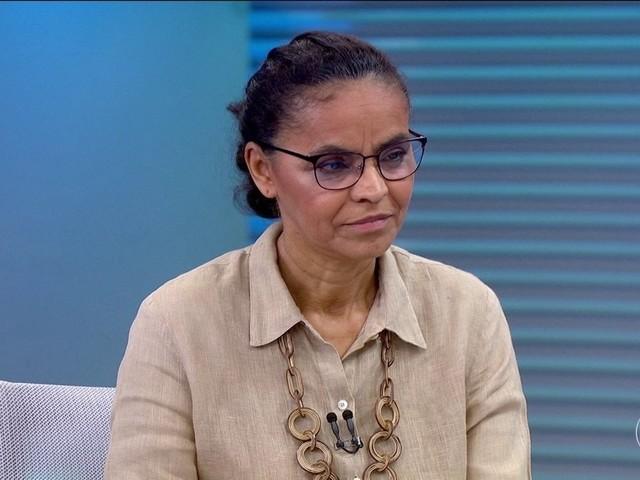 Marina atribui posição nas pesquisas a 'eleitor livre' e diz que não se rende a discurso fácil, quer 'ganhar ganhando'